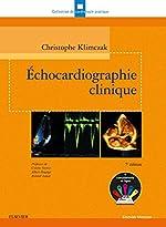 Échocardiographie clinique de Christophe Klimczak