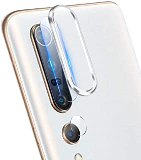 Boleyi.Realme X50 Pro Player Lens Protection Ring + Tempered Glass Screen Protector, Camera for Realme X50 Pro Player Meta...
