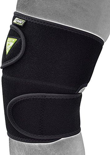 RDX Neopreno Elástica Soporte Rodilla Crossfit Deportivo Fitness Alivio del dolor Velcro respirable ajustable Artritis Ligamento Rodillera (Se Vende Como un Solo Elemento)