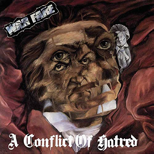 A Conflict Of Hatred (Digipak)