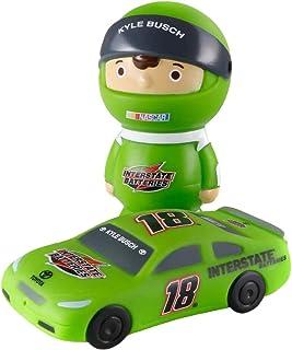 BATHSCOTS NASCAR Bath Toy, #18 Kyle Busch