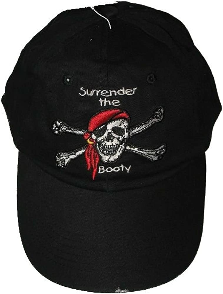 Jolly Roger Al sold out. Red Hat Surrender the Black Booty With