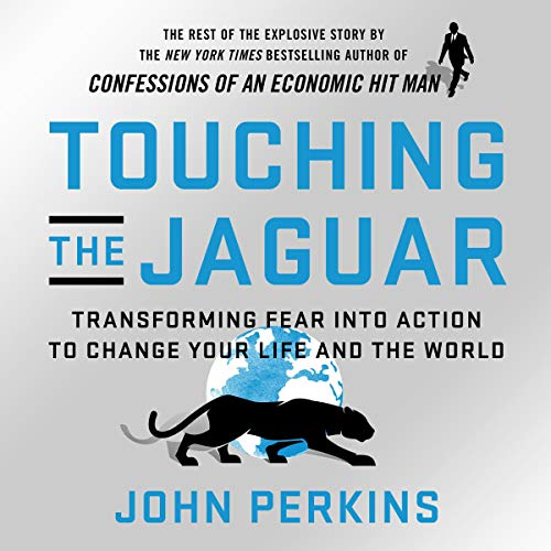 Couverture de Touching the Jaguar