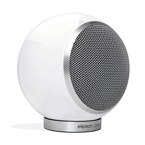 Elipson Planet M Lautsprecher (glänzend, weiß)