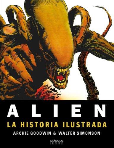 Alien: La Historia Ilustr