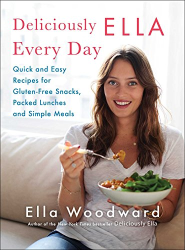 Deliciously Ella Every Day: Quick and Easy Recipes for Gluten-Free Snacks