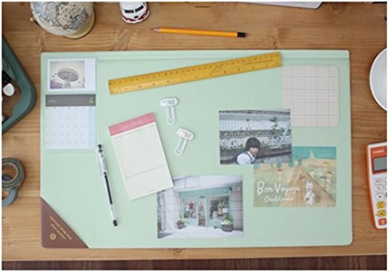 Vintage Designed Desk Mat Ver. Ver. Ver. 02 - Mint by seeso B00MC5KYPW   | Neueste Technologie  9d46e6