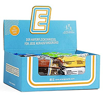 Energy Cake Mix Box