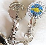 ITF Taekwondo Llavero - Gran regalo o presente