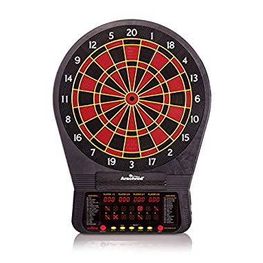 Arachnid Cricket Pro 670 Electronic Dartboard