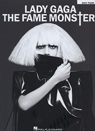 Lady Gaga: The Fame Monster - Easy Piano: Songbook für Klavier