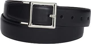 Boys Reversible Belt for Children- Classic Black To Brown