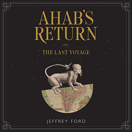 Ahab's Return audiobook cover art