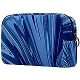 Bolsa de cosméticos vertical depresión adorable espaciosa bolsas de maquillaje de viaje neceser bolsa de accesorios organizador