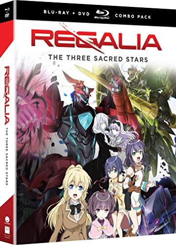 Regalia: Three Sacred Stars - Complete Series [Blu-ray] [Import]