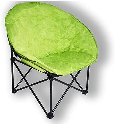 Amazon.com: Silla puf Bonjo, verde azulado , paquete de de 1 ...