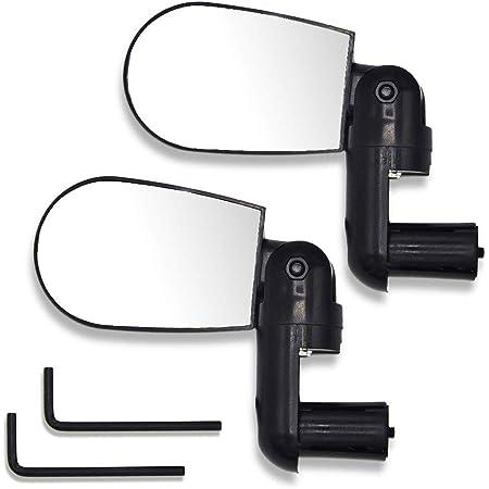 ENDUL Specchietto retrovisore per Bici per Bambini Accessorio Universale per Manubrio di Sicurezza per Bicicletta per Bambini