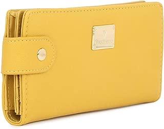 Van Heusen Women's Wallet (Mustard)