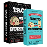Taco vs Burrito + Foodie Expansion Bundle - The Wildly...