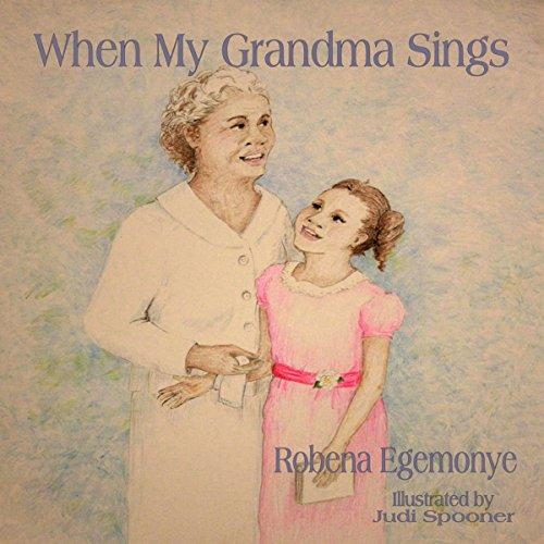 When My Grandma Sings audiobook cover art