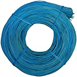 CSB-Center Peddigrohr intensiv gefärbt 2,25mm 500g Blau