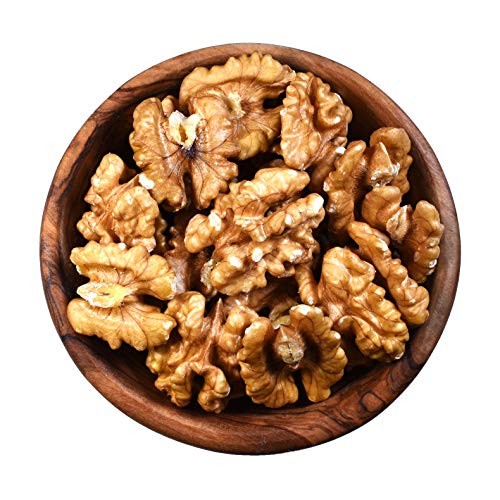 The Fine Harvest Natural Raw Walnuts Californian, Unpasteurized & Non GM, 1kg