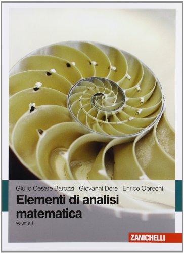 Elementi di analisi matematica (Vol. 1)