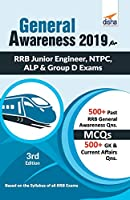 General Awareness 2019 for RRB Junior Engineer, NTPC, ALP & Group D Exams 3rd Edition