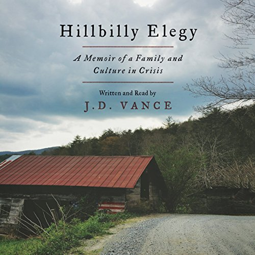 Hillbilly Elegy cover art