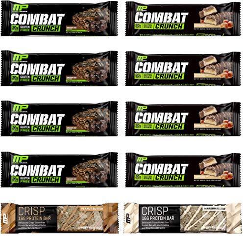 マッスルファーム プロテインバー バラエティパック(Muscle Pharm Protein Bar Variety Pack)