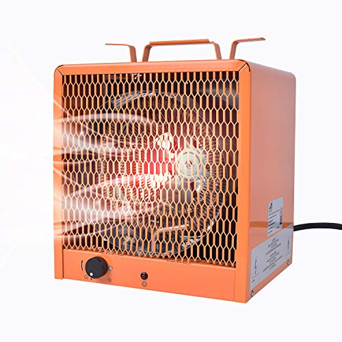 Aain A048 Portable Heater for Garage, Industrial Space Heaters For Garage,Home,Shop&Office, 240 Volt Garage Heater, 4800 Watt,60Hz