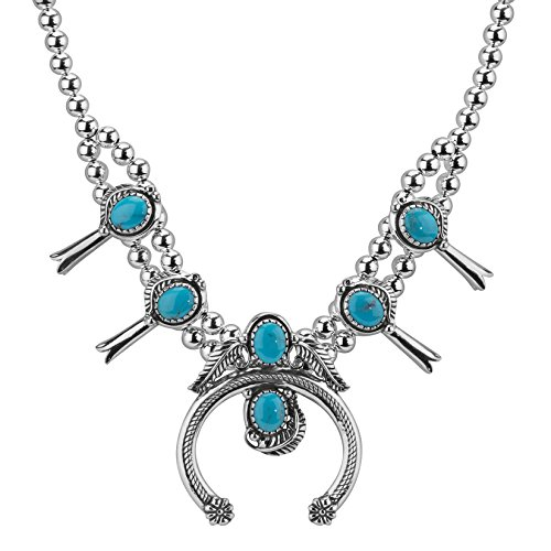Top 10 squash blossom jewelry for women for 2020