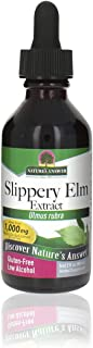 Nature's Answer Slippery Elm | Super Concentrated Herbal Supplement | Promotes Healthy Hair & Skin | Aids in Digestion | K...