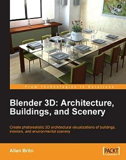 10 Mejor Blender 3d Architecture Buildings And Scenery de 2020 – Mejor valorados y revisados