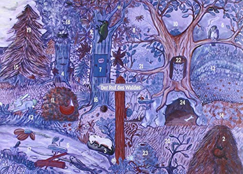 Ruf des Waldes: Adventskalender