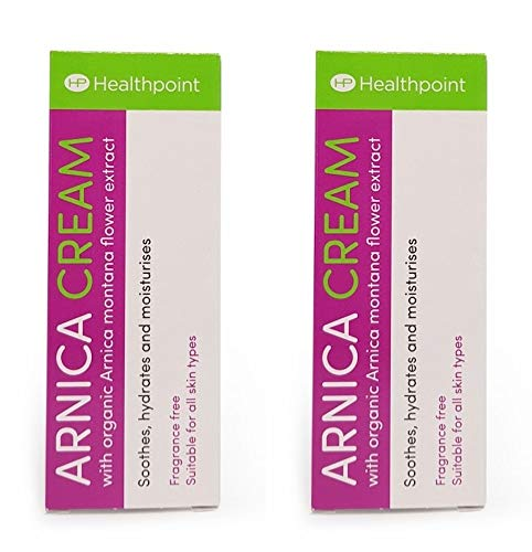 Healthpoint Arnica Cream With Organic Arnica Montana Flower Extract Almond Oil...