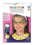 Snazaroo - Pintura facial, kit con accesorios para personajes, reinas egipcias