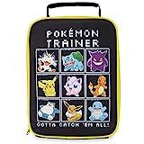 Pokémon Bolsa Termica Porta Alimentos, Mochila Nevera con Pikachu, Bolsa Isotermica para Colegio Guarderia Viajes, Regalos para Niños y Niñas