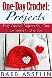 One-Day Crochet: Projects: Easy Crochet Projects You Can Complete in One Day (Easy Crochet Series)