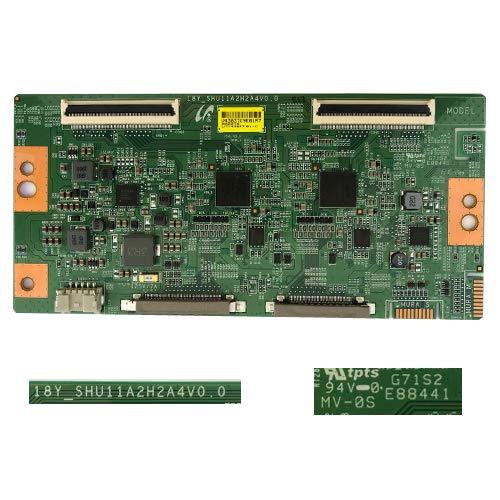 Desconocido Placa TCon 18Y_SHU11A2H2A4V0.0, Sony KD-49XG9005, G71S2, E88441