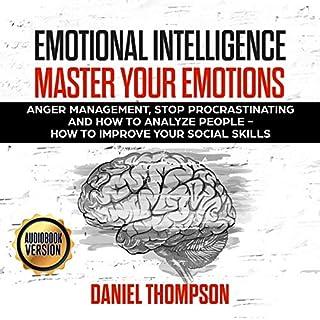 Emotional Intelligence - Master Your Emotions cover art