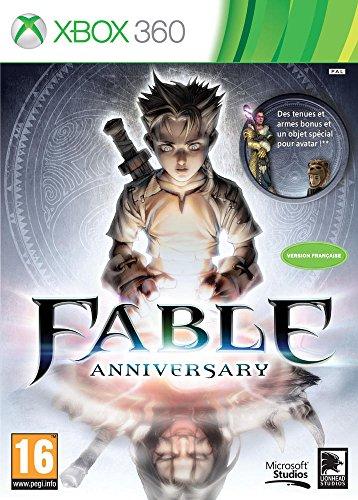 Microsoft Fable Anniversary Xbox 360 French EMEA P
