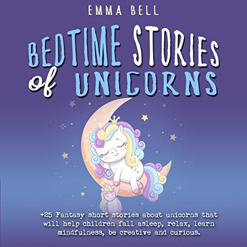 Couverture de Bedtime Stories of Unicorns