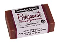 Bergamot Organic Soap - 4 oz. Bar by Somewhat Organic Soap Co.