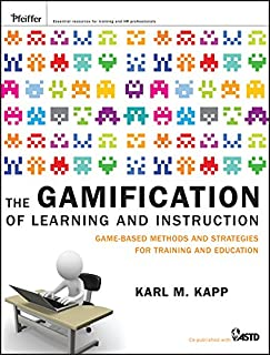 The Gamification of Learning and Instruction: Game-based Methods and Strategies for Training and Education (1118096347) | Amazon price tracker / tracking, Amazon price history charts, Amazon price watches, Amazon price drop alerts