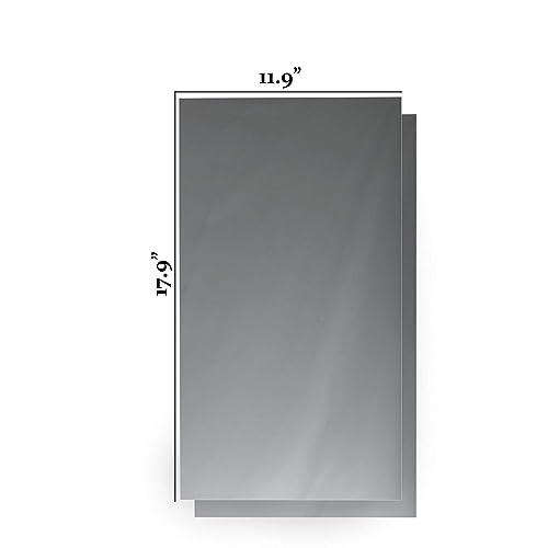 Adhesive Mirror Sheet Amazoncom