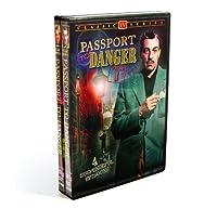 Passport To Danger Volumes 1 & 2 (2-DVD) [並行輸入品]