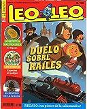 Leo Leo 362-Duelo sobre railes