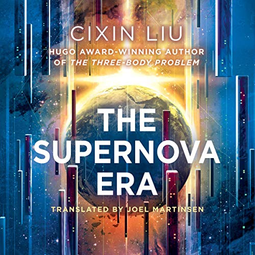 Couverture de The Supernova Era