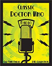 306 Classic Doctor Who Science Fiction Old Time Radio Broadcasts on DVD (over 14 hours 40 minutes running time)